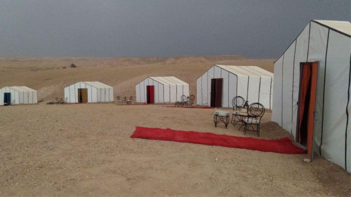 1 day desert tour to Agafay desert