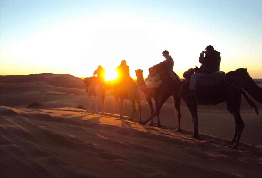 3 Day Marrakech Desert Tour to Merzouga